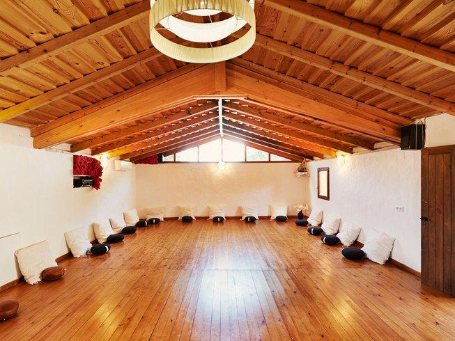7 días de retiro de yoga y meditación de verano en Andalucía, España