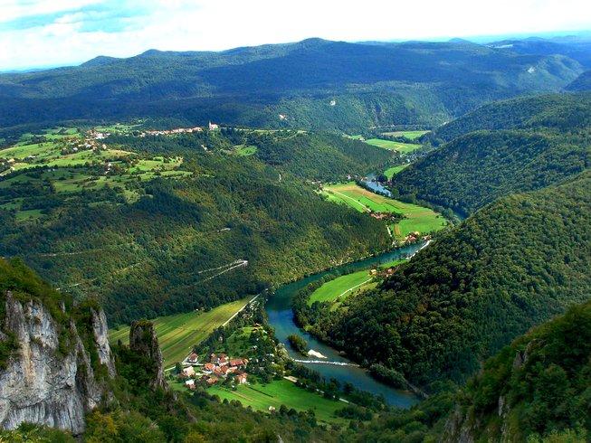 4 jours en escapade bien-être de yoga et méditation à Semič, Slovénie