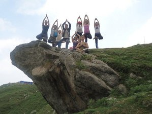 28 Days 200hr Yoga Teacher Training in Dharamsala