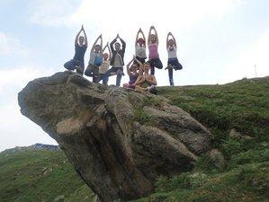 28 días profesorado de yoga de 200 horas en Dharamsala