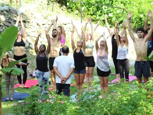 28 Days 200 Hours Life changing Ashtanga Yoga Teacher Training In Rishikesh