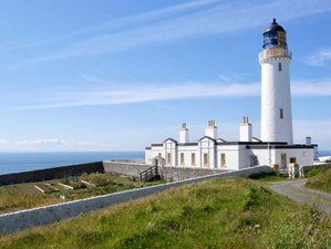 8 Days Mull of Galloway Cycling Tour in Scotland, United Kingdom