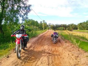3 Days Off-Road Motorcycle Tour in Mekong Delta, Vietnam