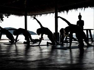 12-Daagse All-Inclusive Verjongende en Diepgaande Yoga Retreat op Koh Samui
