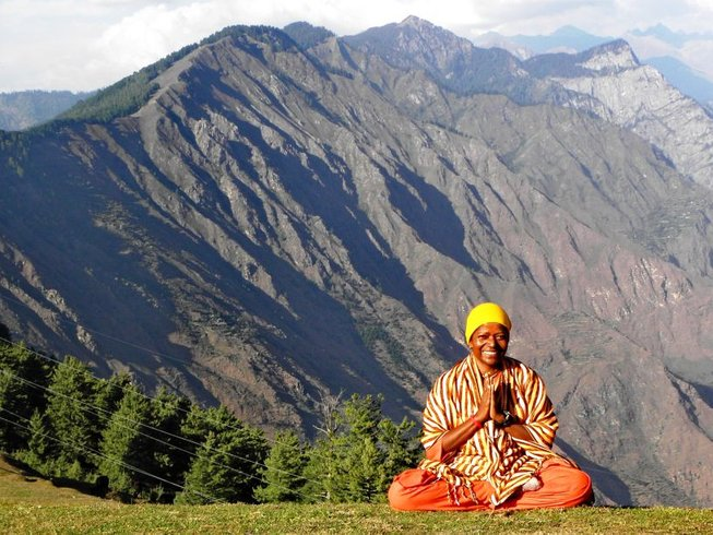 6 Days Nature Meditation and Yoga Retreat in India