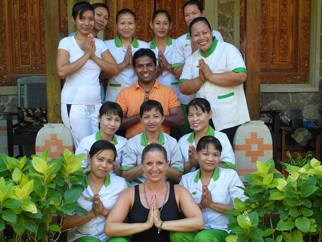 8 Days Meditation, Yoga and Eco-Forest Walk Retreat in Bali, Indonsia