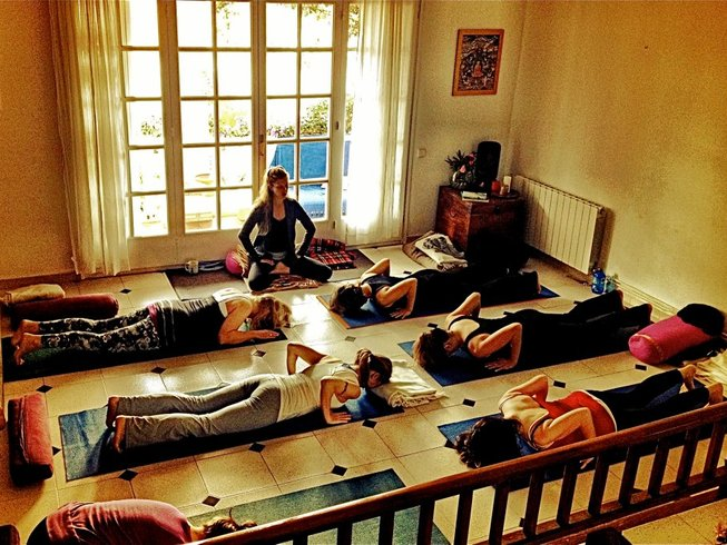 4 Days Dynamic Yoga Immersion in Spain
