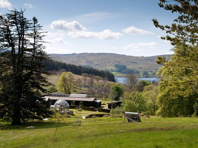 4 Days Eco Yoga Retreat in Scotland