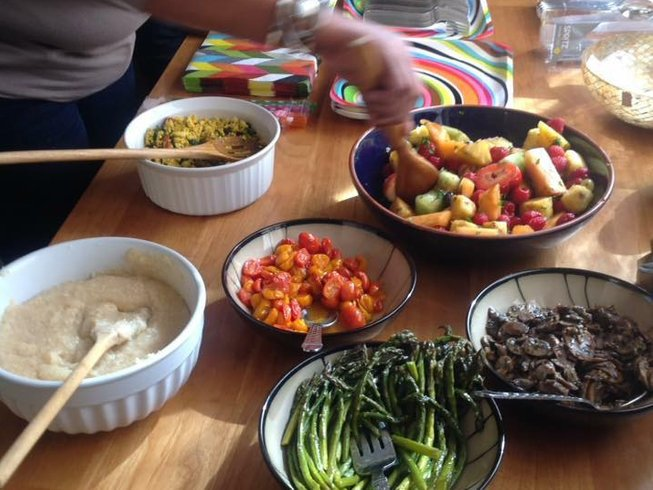 4 Days Weekend Cooking and Yoga Retreat in California, USA