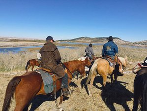 7 Days Fall Ranch Vacation in Glacier County, Montana