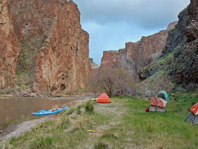 3 Days SUP Holidays in Oregon, USA
