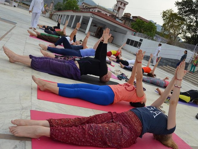 27 Days 200-Hour Ashtanga Yoga Teacher Training in India
