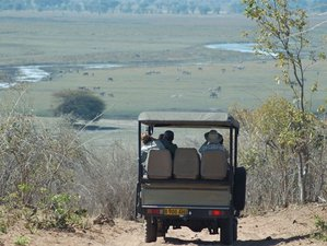 10 Days Camping Safari in Botswana