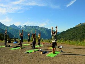 8 Tage Wander und Yoga Urlaub in Österreich