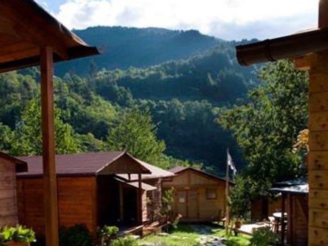 2 Weeks Spirit of the Hero Camp, Martial Arts Retreat in Liguria, Italy