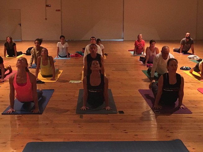 7 Days Detox and Functional Training Yoga Retreat in Piedmont, Italy