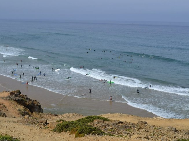 3 Days Perfect Surf Camp in Carcavelos e Parede, Cascais, Portugal