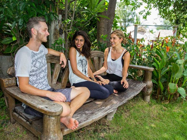 26 Days 200-hour Yoga Teacher Training in Thailand