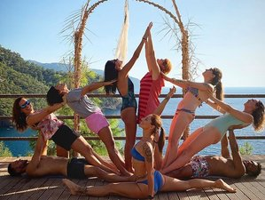 7 Day Rejuvenating Yoga Retreat in Turkish Riviera