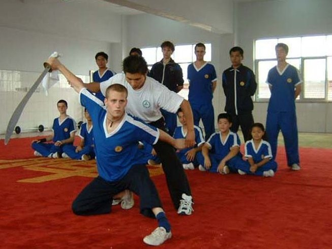 1 Year Wushu Instructor Training in Dengfeng, China