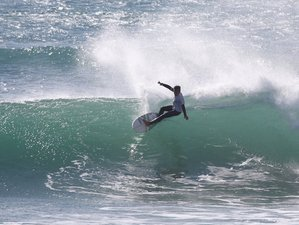 8 Days Recharging Surf Camp in Lisbon Area, Portugal