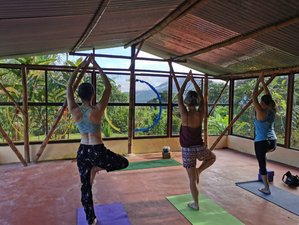 10 Day Relax and Breathe Yoga Holiday in Lake Arenal, Alajuela Province