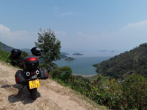 3 Days Guided Motorcycle Guided Tour in Rwanda