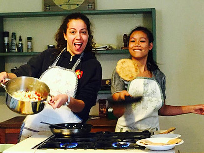 3 Days Third Marigold Yoga & Cooking Holiday in Cape Town