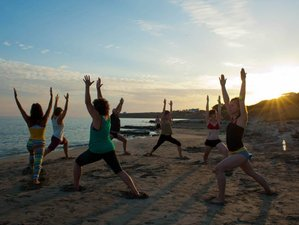 8 Days Iyengar Yoga Retreat Greece with Eugenia