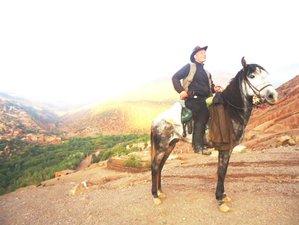 2 Days Atlas Mountains Horseback Riding Holiday in Marrakech, Morocco