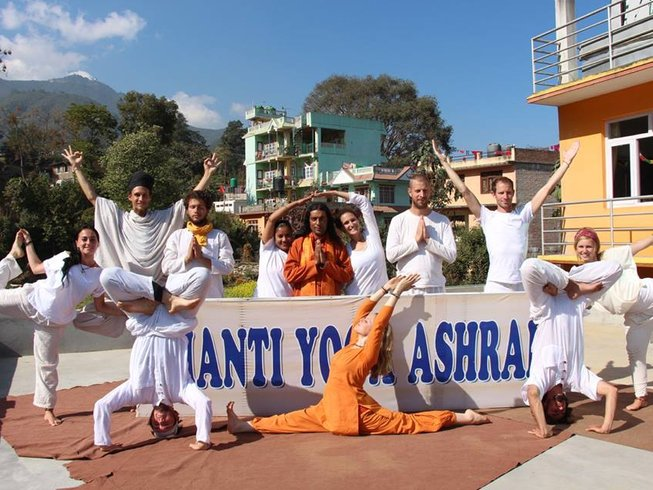 12 Days Sacred Pilgrimage and World Yoga Festival in Nepal
