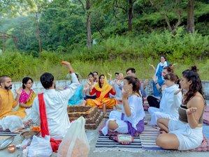 58 Day 500-Hour Ashtanga & Hatha Teacher Training Course in Adhiroha, Rishikesh