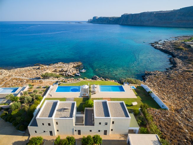 7 Days Detox Lose Weight Yoga Villa Retreat in Greece