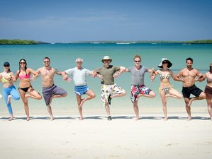 8 Days Bliss Yoga Retreat in Galapagos