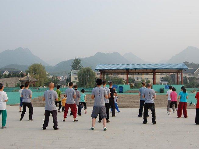 3 Days Shaolin Kung Fu Training in Beijing, China