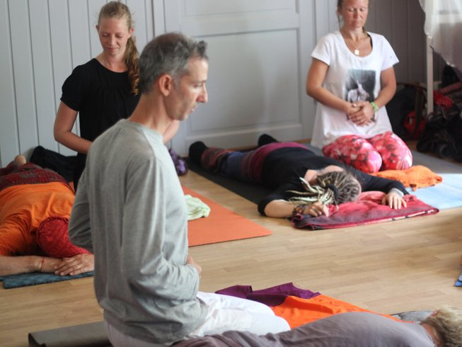 7 Days Zen Shiatsu and Meridian Yoga Retreat in Evia, Greece