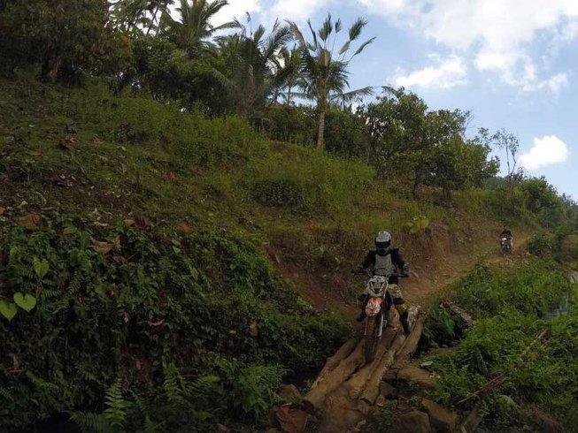 2 Days Enduro Motorbike Tour Bali