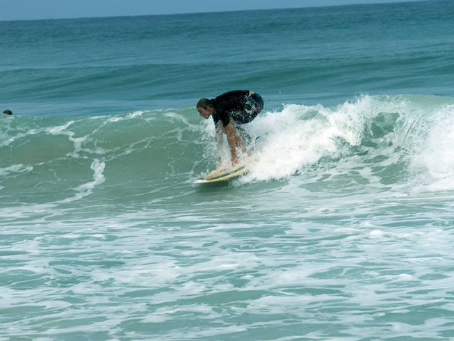 3 Days Getaway Surf Camp in Phuket, Thailand
