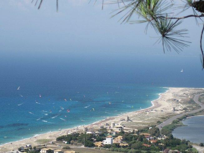 8 Days Windsurfing Surf Camp Greece