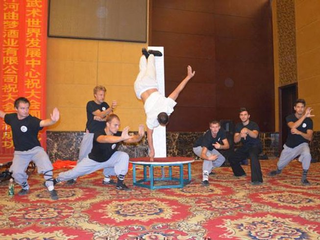 7 Days Learn Kung Fu in China for Non-Chinese Speakers