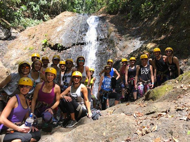 5 Days Winter Escape Yoga Retreat in Puntarenas, Costa Rica