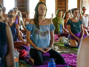 12 Day Silent Meditation and Yoga Retreat in Mazunte