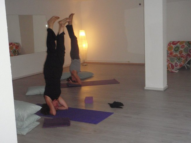 8 Tage Fantastischer Yoga Urlaub in Spanien