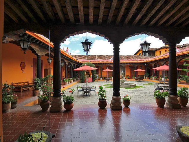 5 Days Inspiring Yoga Retreat in San Cristobal de las Casas, Mexico