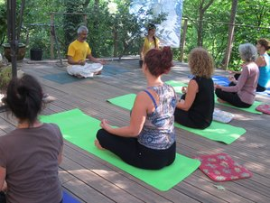 3 Days Yoga and Meditation Retreat in France