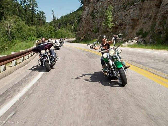 9 Days Harley-Davidson Motorcycle Tour Florida