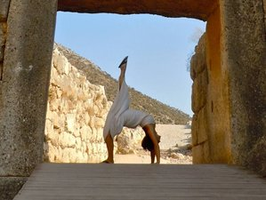 8 Days Root into Wisdom Yoga Holiday in Epidavros, Greece