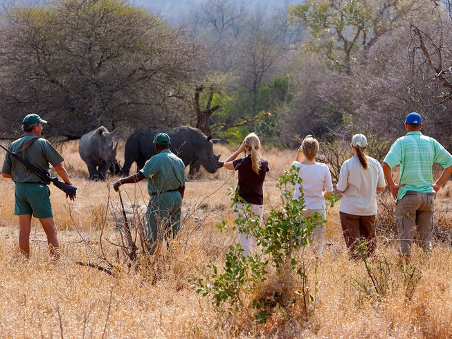 2 Days Hluhluwe-iMfolozi Park Safari in South Africa