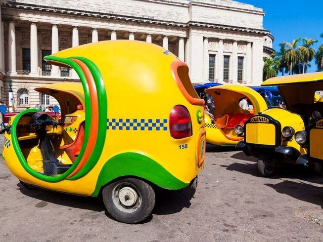4 Days Cuba Taste of Havana Culinary Holiday