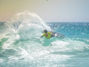7 Days Advanced Progression Kite Surf Camp in Tarifa, Spain